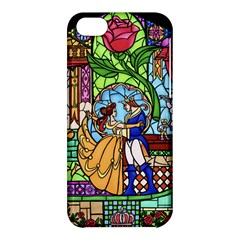 Happily Ever After 1   Beauty And The Beast Apple iPhone 5C Hardshell Case