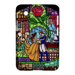 Happily Ever After 1   Beauty And The Beast Samsung Galaxy Tab 2 (7 ) P3100 Hardshell Case