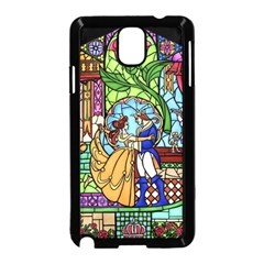 Happily Ever After 1   Beauty And The Beast Samsung Galaxy Note 3 Neo Hardshell Case (Black)