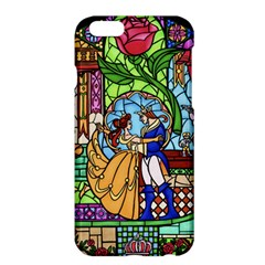 Happily Ever After 1   Beauty And The Beast Apple iPhone 6 Plus/6S Plus Hardshell Case