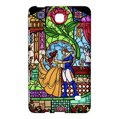 Happily Ever After 1   Beauty And The Beast Samsung Galaxy Tab 4 (7 ) Hardshell Case