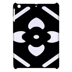 Black And White Pattern Background Apple iPad Mini Hardshell Case