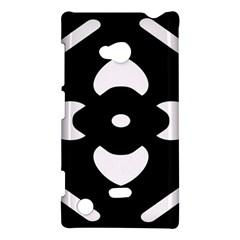Black And White Pattern Background Nokia Lumia 720
