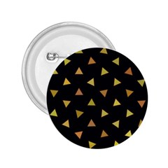 Shapes Abstract Triangles Pattern 2.25  Buttons