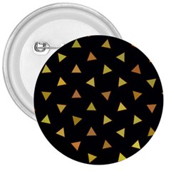 Shapes Abstract Triangles Pattern 3  Buttons