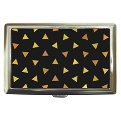 Shapes Abstract Triangles Pattern Cigarette Money Cases