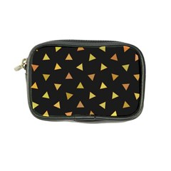 Shapes Abstract Triangles Pattern Coin Purse