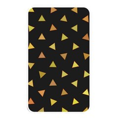 Shapes Abstract Triangles Pattern Memory Card Reader