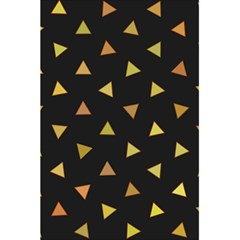 Shapes Abstract Triangles Pattern 5.5  x 8.5  Notebooks