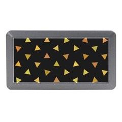 Shapes Abstract Triangles Pattern Memory Card Reader (Mini)