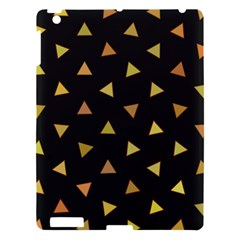 Shapes Abstract Triangles Pattern Apple iPad 3/4 Hardshell Case