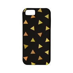 Shapes Abstract Triangles Pattern Apple Iphone 5 Classic Hardshell Case (pc+silicone)
