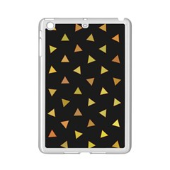 Shapes Abstract Triangles Pattern iPad Mini 2 Enamel Coated Cases