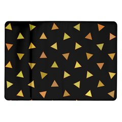 Shapes Abstract Triangles Pattern Samsung Galaxy Tab 10 1  P7500 Flip Case