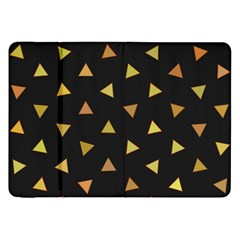 Shapes Abstract Triangles Pattern Samsung Galaxy Tab 8.9  P7300 Flip Case