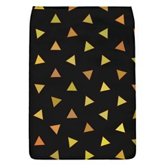 Shapes Abstract Triangles Pattern Flap Covers (s)