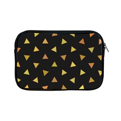 Shapes Abstract Triangles Pattern Apple Ipad Mini Zipper Cases