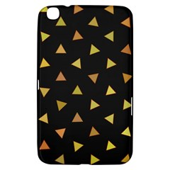 Shapes Abstract Triangles Pattern Samsung Galaxy Tab 3 (8 ) T3100 Hardshell Case