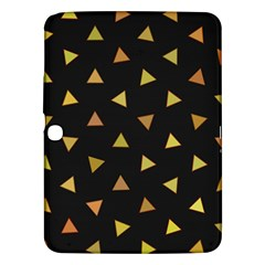 Shapes Abstract Triangles Pattern Samsung Galaxy Tab 3 (10.1 ) P5200 Hardshell Case