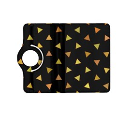 Shapes Abstract Triangles Pattern Kindle Fire Hd (2013) Flip 360 Case