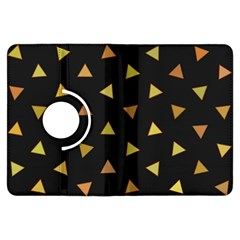 Shapes Abstract Triangles Pattern Kindle Fire Hdx Flip 360 Case