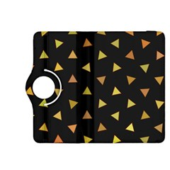 Shapes Abstract Triangles Pattern Kindle Fire HDX 8.9  Flip 360 Case