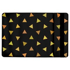 Shapes Abstract Triangles Pattern iPad Air 2 Flip