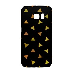 Shapes Abstract Triangles Pattern Galaxy S6 Edge