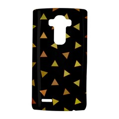 Shapes Abstract Triangles Pattern LG G4 Hardshell Case
