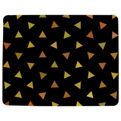 Shapes Abstract Triangles Pattern Jigsaw Puzzle Photo Stand (Rectangular)