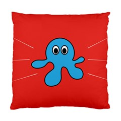 Creature Forms Funny Monster Comic Standard Cushion Case (Two Sides)
