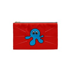 Creature Forms Funny Monster Comic Cosmetic Bag (Small)