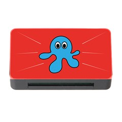 Creature Forms Funny Monster Comic Memory Card Reader with CF