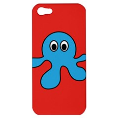 Creature Forms Funny Monster Comic Apple iPhone 5 Hardshell Case