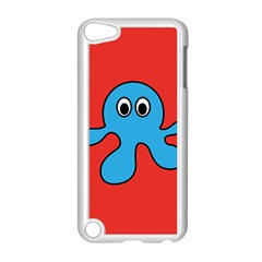 Creature Forms Funny Monster Comic Apple Ipod Touch 5 Case (white)