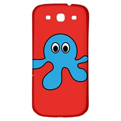 Creature Forms Funny Monster Comic Samsung Galaxy S3 S Iii Classic Hardshell Back Case