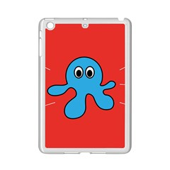 Creature Forms Funny Monster Comic iPad Mini 2 Enamel Coated Cases
