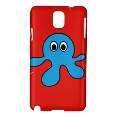 Creature Forms Funny Monster Comic Samsung Galaxy Note 3 N9005 Hardshell Case