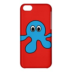 Creature Forms Funny Monster Comic Apple iPhone 5C Hardshell Case