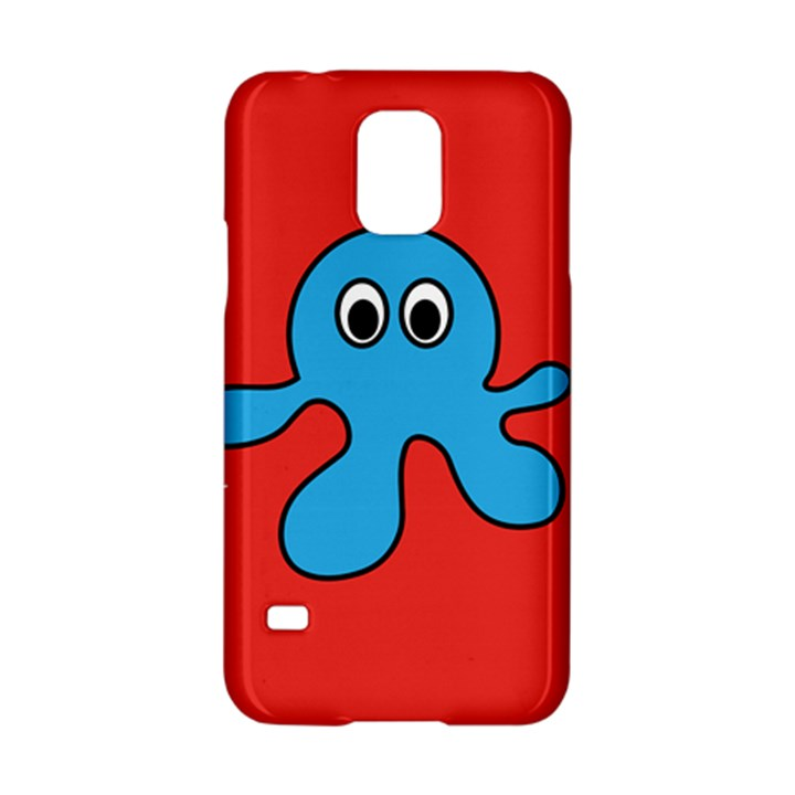 Creature Forms Funny Monster Comic Samsung Galaxy S5 Hardshell Case