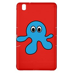 Creature Forms Funny Monster Comic Samsung Galaxy Tab Pro 8 4 Hardshell Case