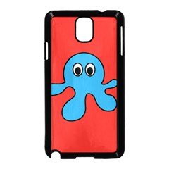 Creature Forms Funny Monster Comic Samsung Galaxy Note 3 Neo Hardshell Case (black)