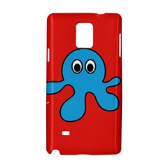 Creature Forms Funny Monster Comic Samsung Galaxy Note 4 Hardshell Case
