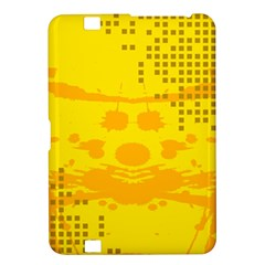Texture Yellow Abstract Background Kindle Fire HD 8.9