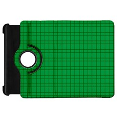 Pattern Green Background Lines Kindle Fire HD 7