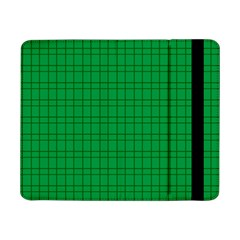 Pattern Green Background Lines Samsung Galaxy Tab Pro 8 4  Flip Case