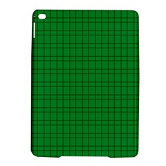 Pattern Green Background Lines iPad Air 2 Hardshell Cases