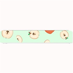 Apple Fruit Background Food Small Bar Mats