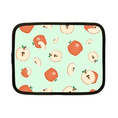 Apple Fruit Background Food Netbook Case (Small)