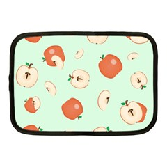 Apple Fruit Background Food Netbook Case (Medium)